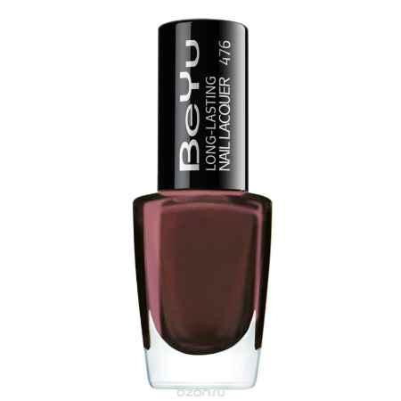 Купить BeYu Стойкий лак для ногтей Long-Lasting Nail Lacquer № 476, 9 мл