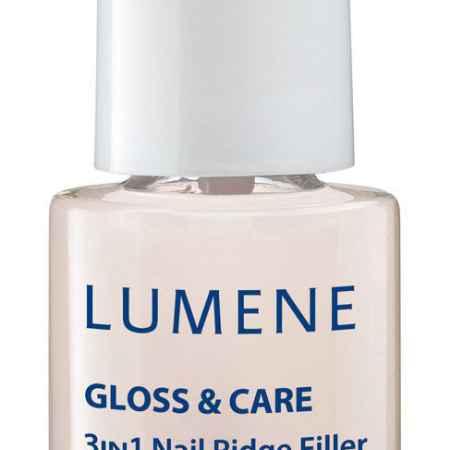 Купить LUMENE Средство, выравнивающее поверхность ногтя Lumene Gloss & Care 3в1, 5 мл