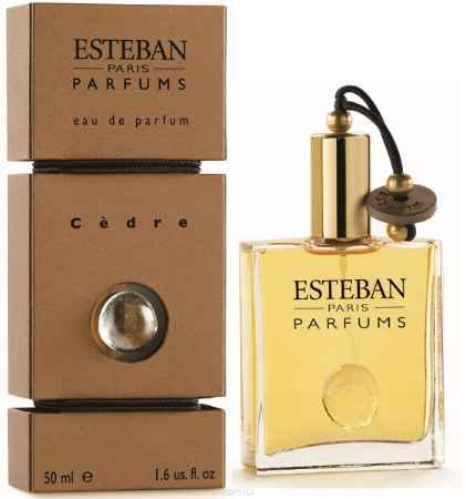 Купить Esteban Collection Les Matieres Парфюмерная вода Cedre 50 мл