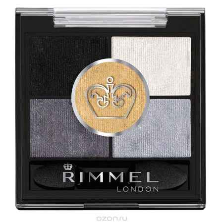 Купить Rimmel Тени Для Век Rimmel Glam'eyes Hd 5-colour Eye Shadow № 021, 3,8гр