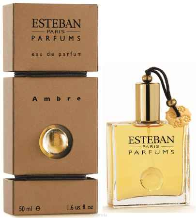 Купить Esteban Collection Les Matieres Парфюмерная вода Ambre 50 мл