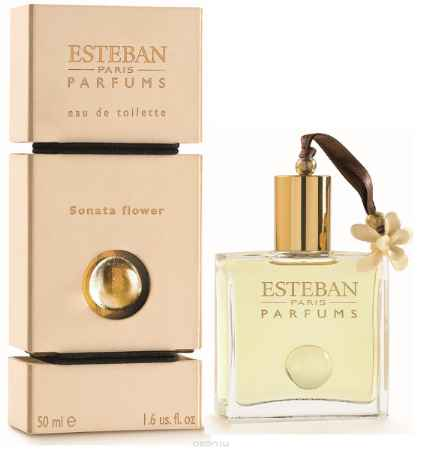 Купить Esteban Collection Les Floraux Туалетная вода Sonata Flower 50 мл