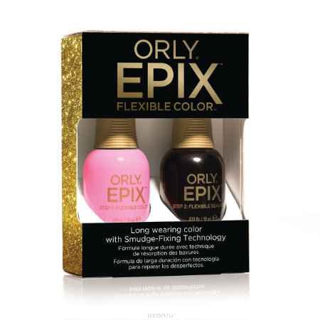 Купить Orly Набор для создания 2-х фазного эластичного покрытия EPIX Flexible Color Launch Kit - Out Take