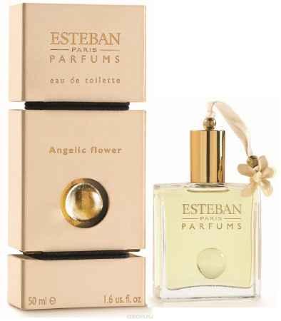 Купить Esteban Collection Les Floraux Туалетная вода Angelic Flower 50 мл
