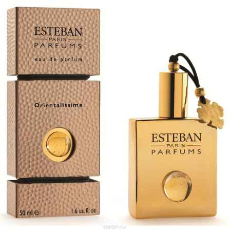 Купить Esteban Collection Les Orientaux Парфюмерная вода Orientalissime 50 мл