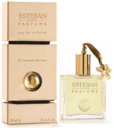 Купить Esteban Collection Les Floraux Туалетная вода Oriental Flower 50 мл
