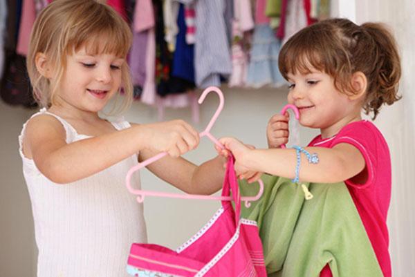 Выбор ткани для детских вещей