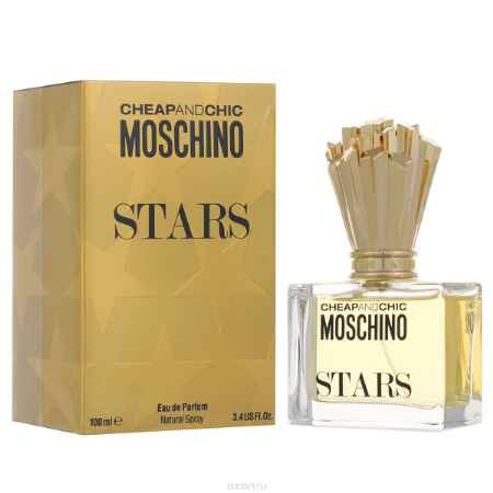 Купить Moschino Парфюмерная вода