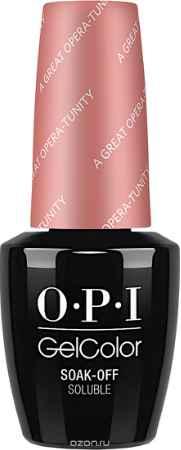 Купить OPI Гель-лак для ногтей GelColor, тон № GCV25