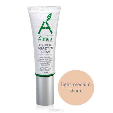 Купить Almea Многофункциональный крем для коррекции тона, средне-светлый оттенок, Light-medium shade 30 мл