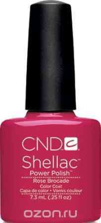 Купить CND UV Гелевое покрытие Shellac Modern Folklore # 90622 Rose Brocade, 7,3 мл