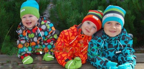 Преимущества детской одежды из Финляндии
