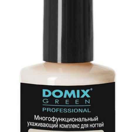 Купить Domix Green Professional Многофункциональный ухаживающий комплекс для ногтей, 17 мл