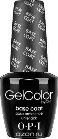 Купить OPI Базовое покрытие GelColor, 15 мл