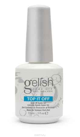 Купить Gelish Финиш-гель классический (3 фаза), 15 мл