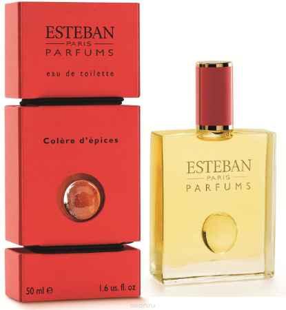 Купить Esteban Collection Les Couleurs Туалетная вода Colere D`Epices 50 мл