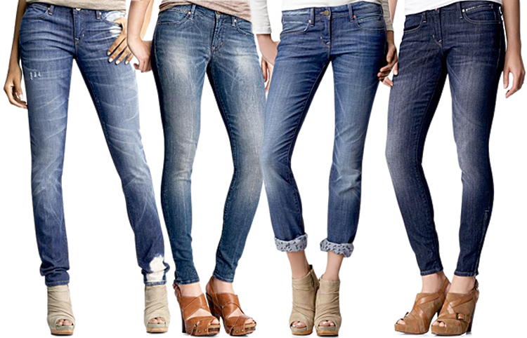 Как правильно выбрать женские джинсы