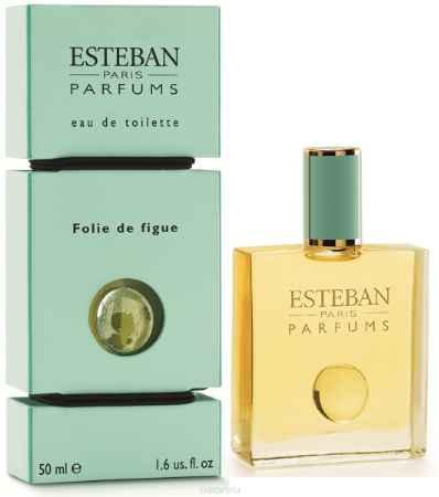 Купить Esteban Collection Les Couleurs Туалетная вода Folie De Figue 50 мл