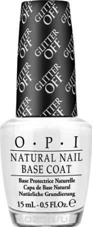 Купить OPI Базовое покрытие для глиттерных текстур Base Coat, 15 мл