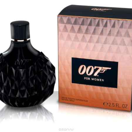 Купить James Bond 007 FOR WOMEN Парфюмерная вода 30 мл