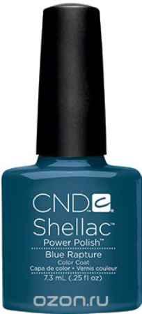 Купить CND UV Гелевое покрытие Shellac Forbidden # 053 A Blue Rapture, 7,3 мл