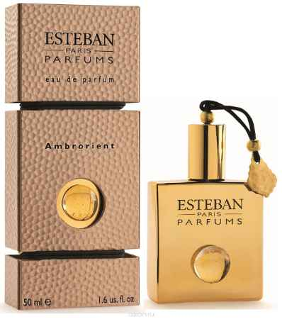Купить Esteban Collection Les Orientaux Парфюмерная вода Ambrorient 50 мл