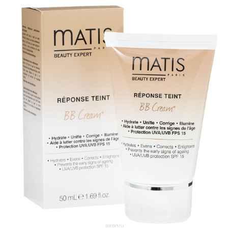 Купить Matis Тональный крем для лица, Spf 15, 50 мл