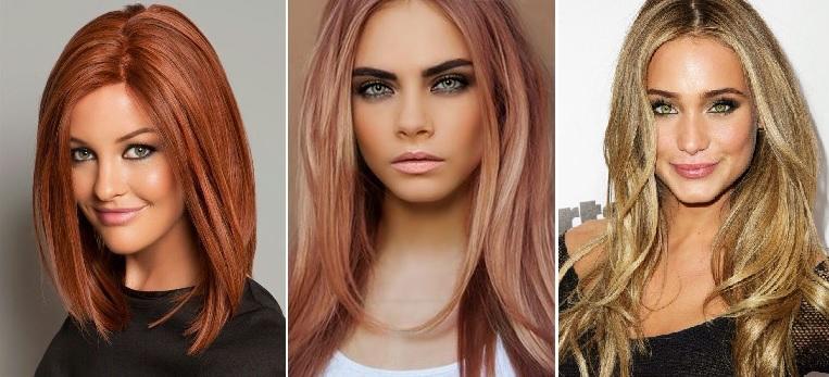 какое пристижное окрашивание волос 2015