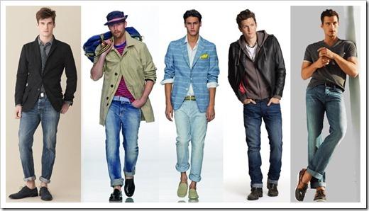 По каким измерениям нужно покупать джинсы в США
