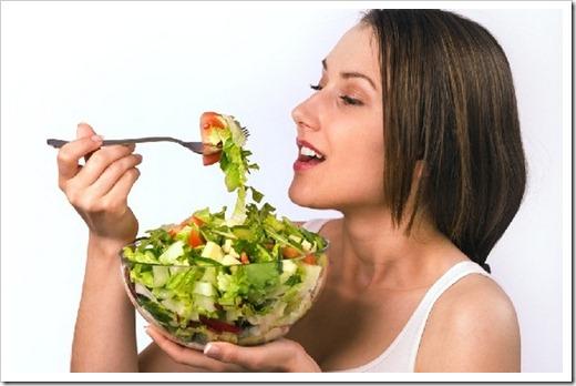 Сбалансированное правильное питание – залог успеха