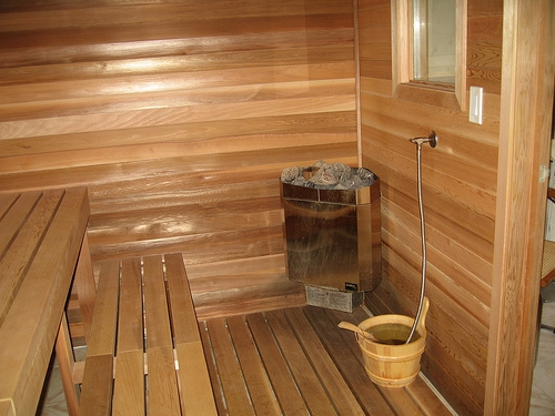 Преимущества бани из бруса