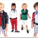 Классификация детской одежды