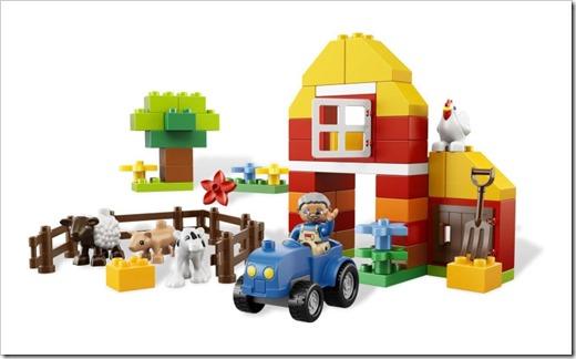 Лего «Дупло».