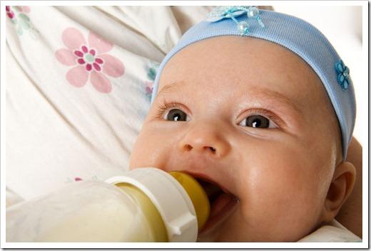 Почему бутылочка так важна для ребёнка?