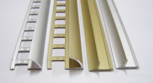 Какими бывают профили для керамической плитки