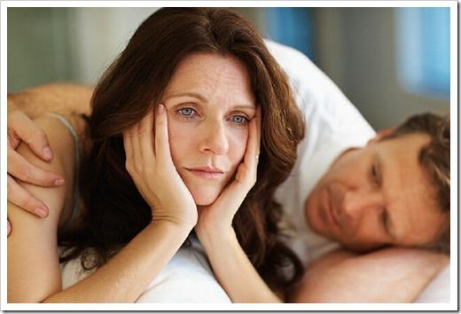 Помощь женщине в менопаузу