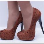 Главные достоинства коричневых туфель