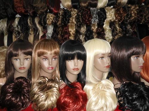 Подготовка волос для парика