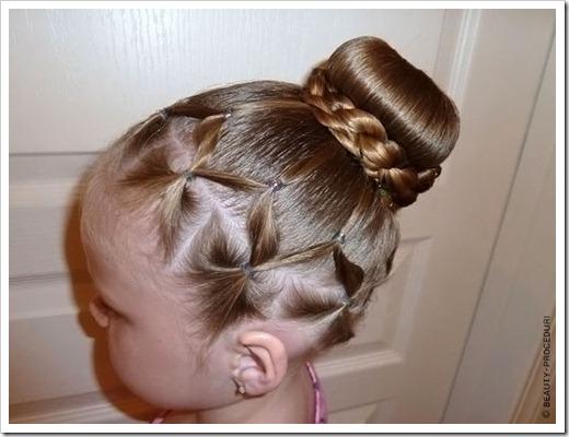 Чем укладывать волосы ребёнку?