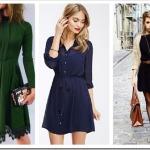 Удобные повседневные платья