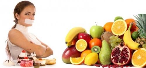 Варианты диеты