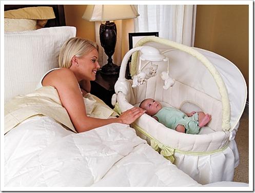 Комфортные и удобные люльки для новорожденных