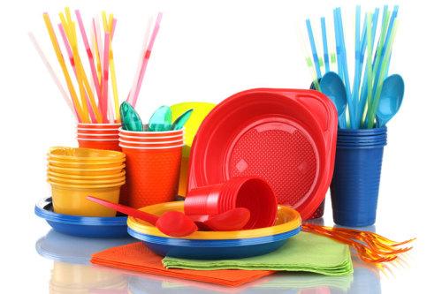 Виды одноразовой посуды