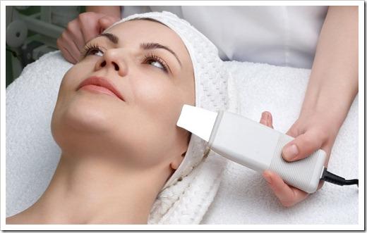 Как осуществляется механическая чистка лица?