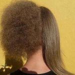 Бразильское выпрямление волос 1