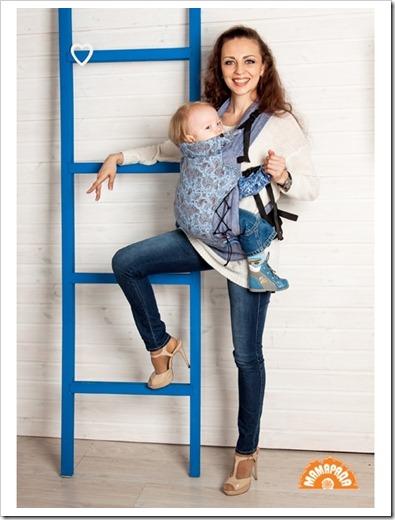 Как настроить эргорюкзак под ребёнка?