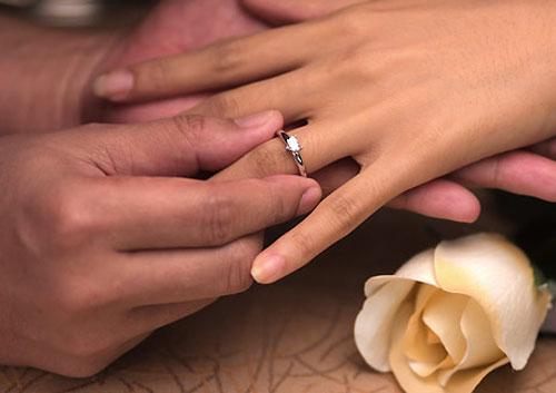 На каком пальце носить кольцо с камнем