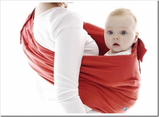 Опасен ли слинг для ребёнка?