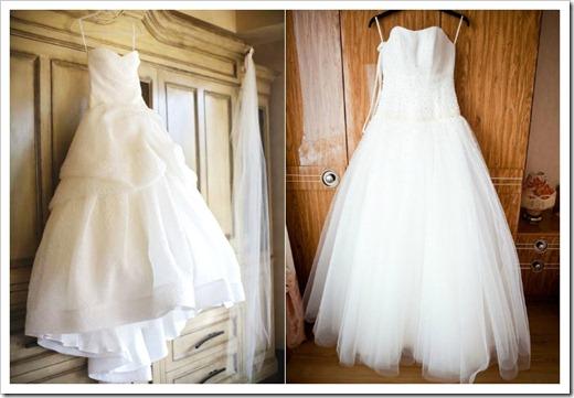 Стоит ли самостоятельно стирать свадебное платье?