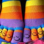 оригинальные носочки